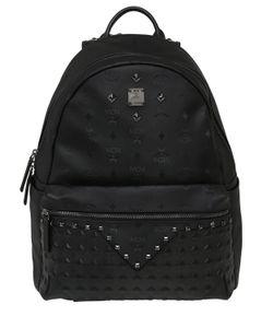 MCM | Кожаный Рюкзак M Moment