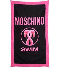 MOSCHINO BEACHWEAR | Пляжное Полотенце Из Махровой Ткани