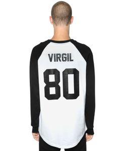 LES ARTISTS | Футболка Из Хлопкового Джерси С Принтом Virgil