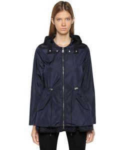 Moncler | Куртка Lotus Из Нейлона