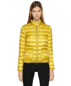 Moncler   Куртка Lans Longue Saison Из Нейлона