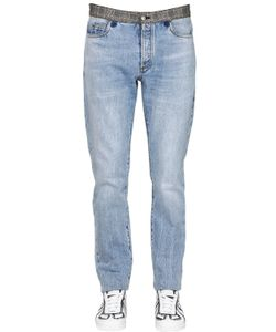 Maison Margiela | 19cm Super Bleach Soft Denim Jeans