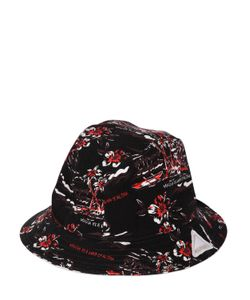 MAUNA KEA | Printed Cotton Canvas Hat