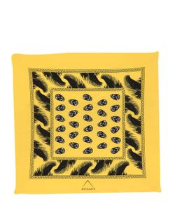 MAUNA KEA   Printed Viscose Bandana Scarf