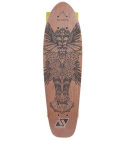MAUNA KEA | Totem Tiki Printed Skateboard
