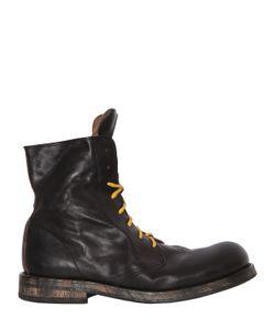 Ann Demeulemeester | Кожаные Ботинки