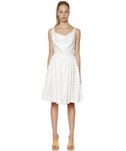 Vivienne Westwood Anglomania | Платье Monroe Из Хлопковой Вуали