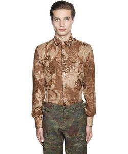 GABRIELE PASINI | Printed Jacquard Pajama Shirt