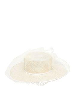 Alex | Шляпа Из Соломы Sisal
