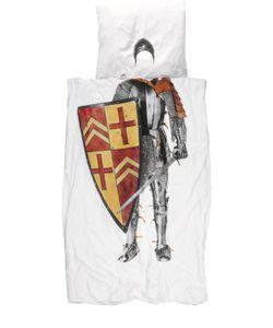 SNURK | Комплект Пастельного Белья Knight Из Хлопка