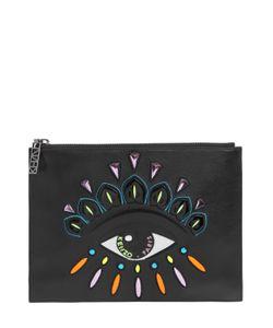 Kenzo | Кожаный Клатч Eye Patch