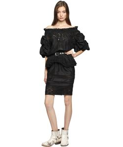 Faith Connexion | Платье Из Шёлка И Кружева