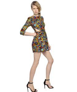 PAT BO | Платье Из Крепа