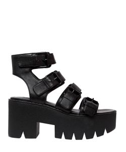 WINDSOR SMITH | 80mm Presley Buckled Leather Sandals