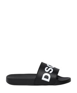 Dsquared2 | Резиновые Сланцы Dune С Логотипом