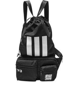 Y-3 | Logo Nylon Twill Belt Pack W Backpack