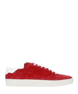 Saint Laurent | Court Classic Sl01 Suede Sneakers