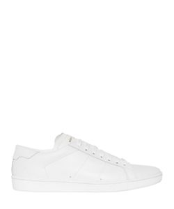 Saint Laurent | Court Classic Sl01 Leather Sneakers