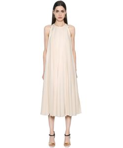 Lanvin | Платье Из Кади
