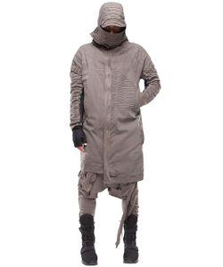 DEMOBAZA   Пальто Forest Keeper Из Канвас