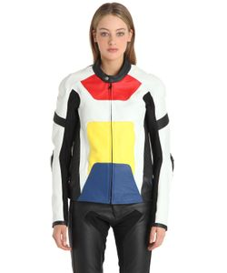 Alyx | Кожаная Куртка Для Мотоспорта