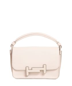 Tod'S | Small Double T Leather Shoulder Bag