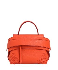 Tod'S | Micro Wave Grained Leather Bag