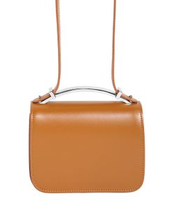 Marni | Small Sculpture Leather Shoulder Bag