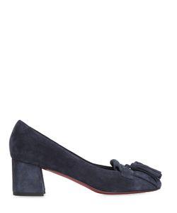 FRANCO COLLI | Замшевые Туфли С Кисточками 60mm