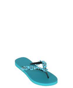 UZURII | 10mm Fabulous Rubber Flip Flops