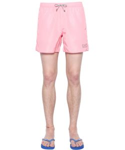 EA7 | Logo Nylon Swim Shorts