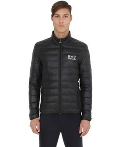 EA7 | Nylon Packable Quilted Down Jacket