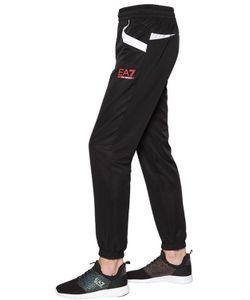 EA7 | Logo Nylon Pants