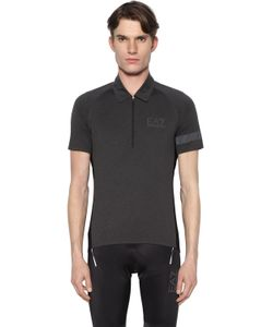 EA7 | Driving City Bike Polo Pro Shirt