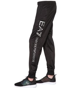 EA7 | Logo Nylon Pants