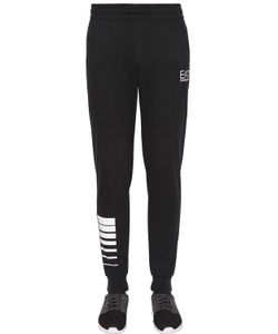 EA7 | Logo Cotton Sweatpants