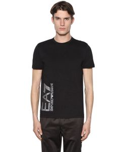 EA7 | Logo Cotton T-Shirt