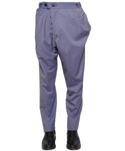 Vivienne Westwood | Asymmetric Cool Wool Pants