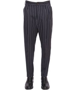 Vivienne Westwood | Pinstriped Cool Wool Pants