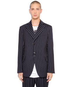 Vivienne Westwood | Pinstriped Cool Wool Jacket