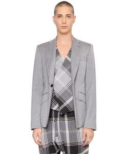 Vivienne Westwood | Suiting Wool Jacket W Plaid Vest