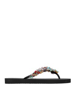 UZURII | 10mm Color Fabulous Rubber Flip Flops