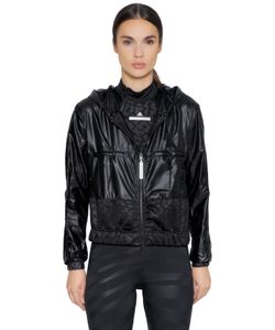 Adidas By Stella  Mccartney | Water Repellant Running Nylon Jacket
