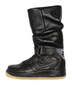 Nike | Кожаные Сапоги Upstep Warrior