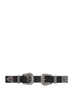 B-Low The Belt | 35mm Western High Waist Leather Belt