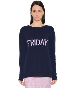 Alberta Ferretti | Friday Wool Cashmere Knit Sweater