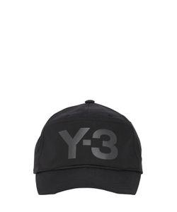 Y-3 | Бейсбольная Кепка Из Нейлона С Логотипом