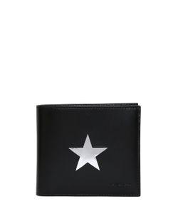 Givenchy | Кожаный Кошелёк С Деталью В Форме Звезды