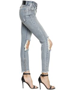 One Teaspoon | Freebirds Destroyed Denim Jeans