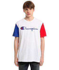Champion | Футболка Из Хлопкового Джерси